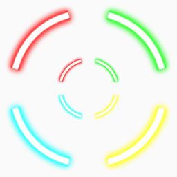 霓虹灯免费下载 效果元素 256像素 编号 Png格式 佳库网