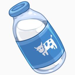 牛奶瓶免费下载 其他 256像素 编号 Png格式 佳库网