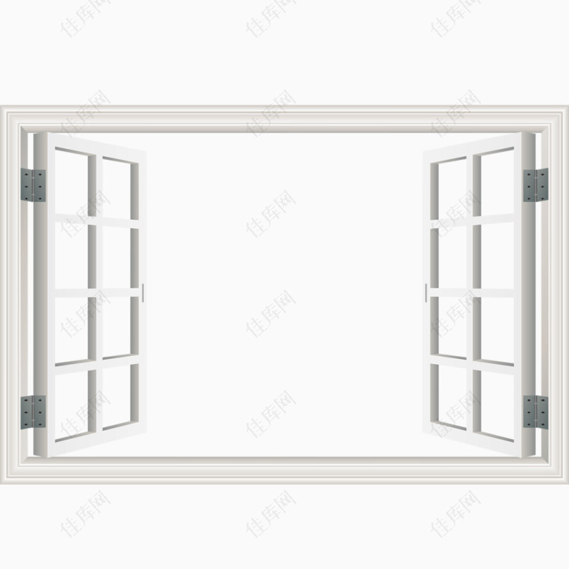 窗户装修装饰飘窗落地窗