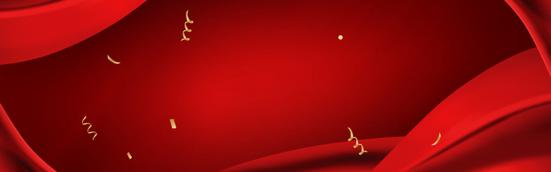 红色大促海报素材红色背景素材