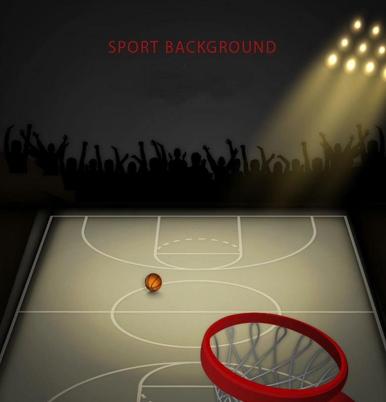 篮球数学背景