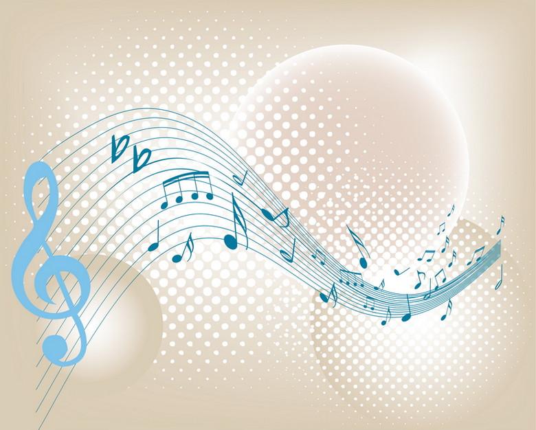 音乐五线谱