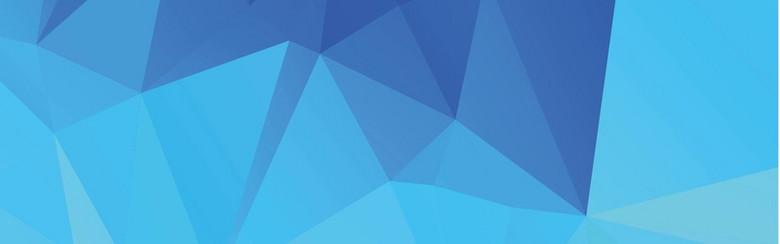 蓝色起伏背景