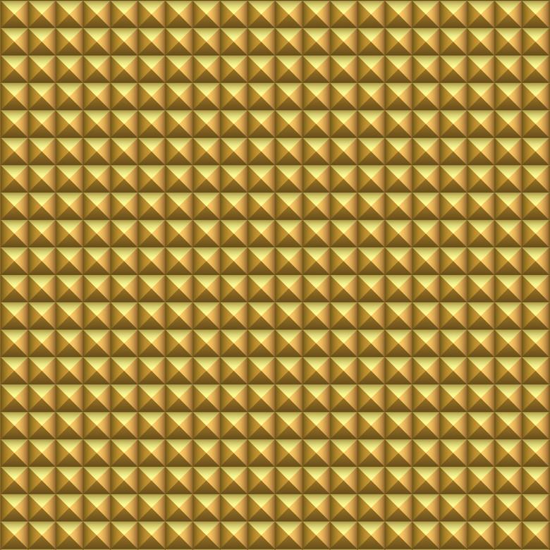 金块素材海报背景