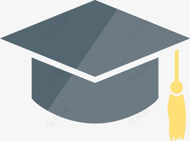 学生学校教学教育博士帽
