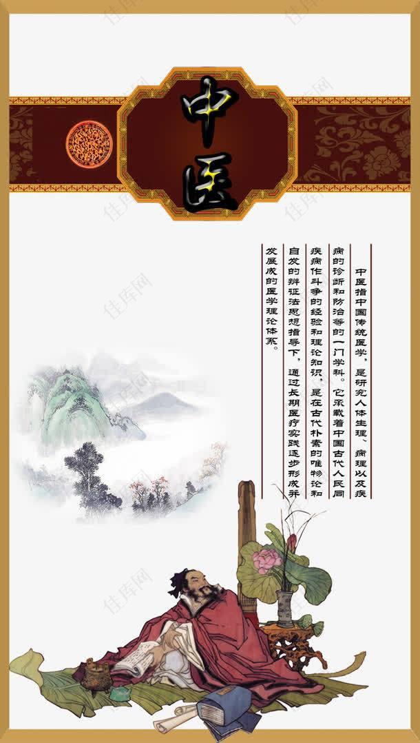 中医养生文化图片