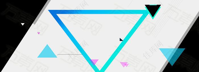 创意banner背景设计