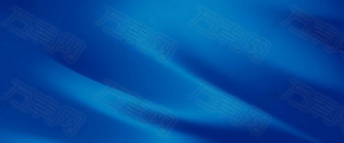 电商蓝色科技背景banner