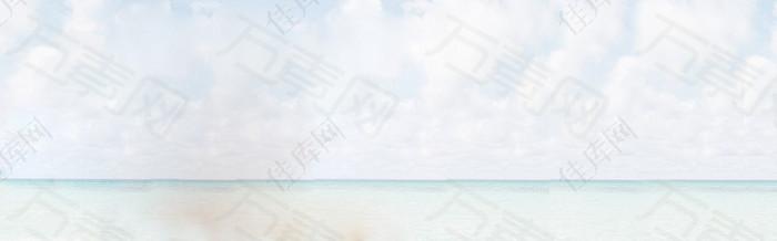风景专用创意banner设计
