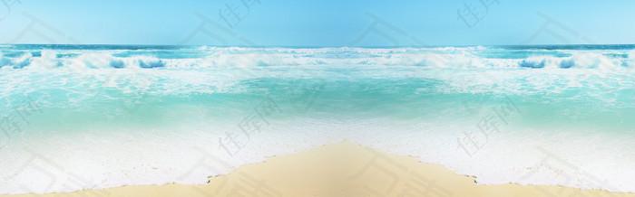 海洋 大海背景