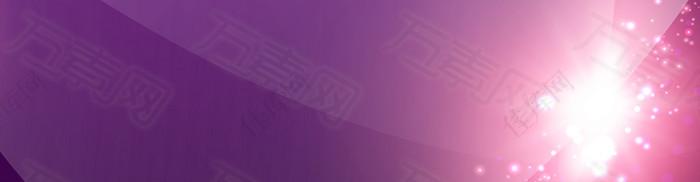 紫色渐变亮点背景图