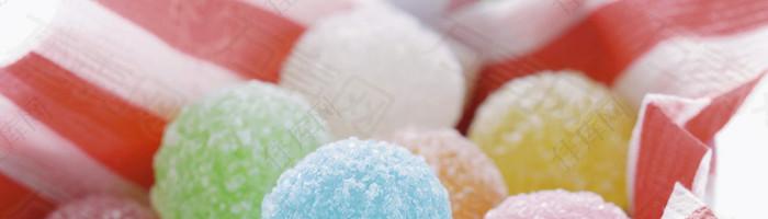 可爱糖果食品进品食品美味炫彩糖果屋