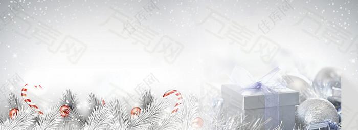 唯美圣诞背景