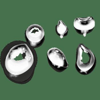 水滴水珠淘宝素材