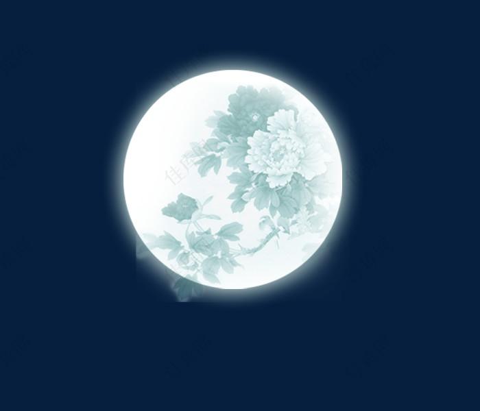 梦幻唯美月亮