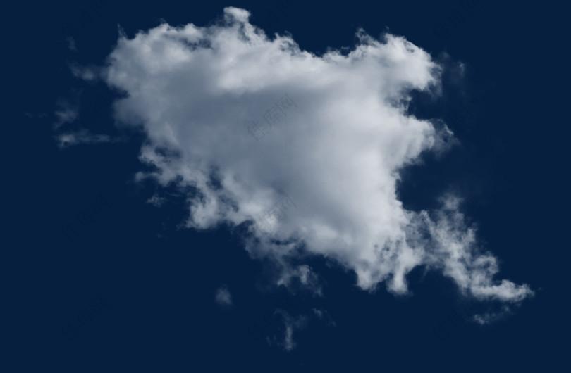 云层云彩白云素材免费下载