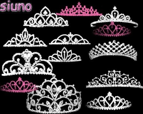 皇冠 公主冠 珍珠冠笔刷